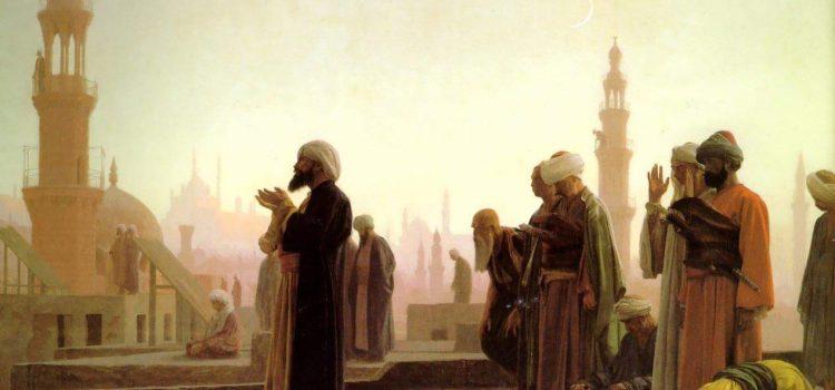 modlitba v Kafire