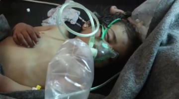 Urok v Syrii